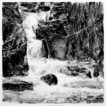 Waterfall, Ballaglass Glen