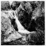 Waterfall, Glen Maye 2