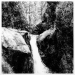 Waterfall, Glen Maye 1