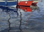 Reflections, Castletown Harbour