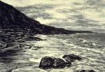 Beach, Glen Maye