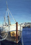 Trawler, Peel Harbour