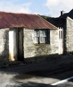Rusty Roof, Cregneash