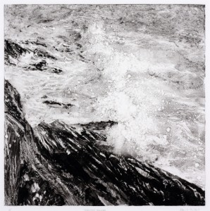 Seaspray, Seascape